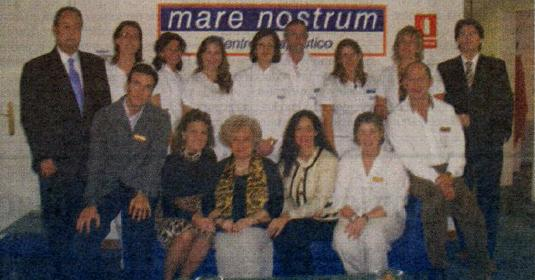 Equipo Marenostrum