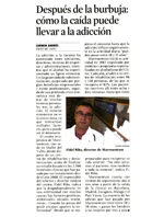 Fidel Riba en La Vanguardia